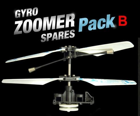 Gyro Zoomer Spares
