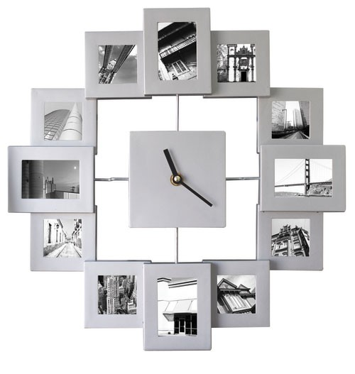 photo frame clock thinkgizmos